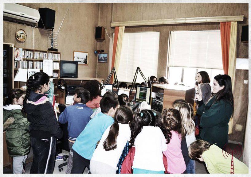 Επίσκεψη των μαθητών της Β' Τάξης του 2ου Δημοτικού Σχολείου